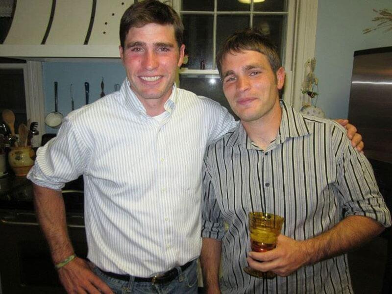 Alex & Pete - 2011.
