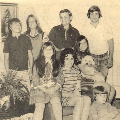 Meet the Bob Lind Family