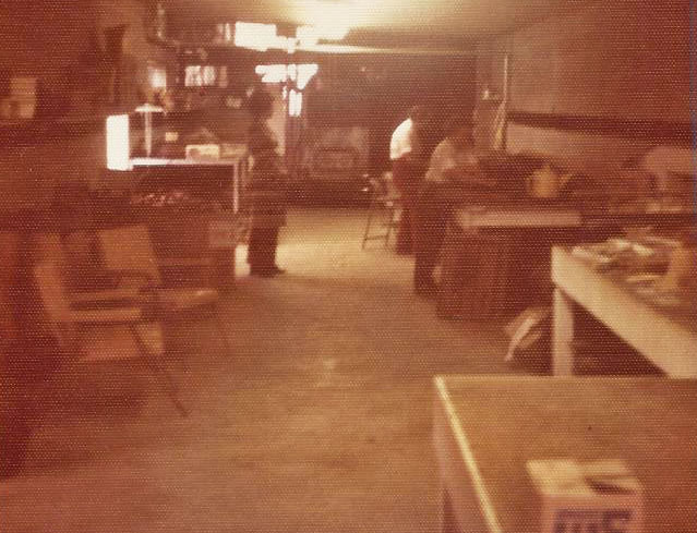 Front area of GHS before purchase - Spring 1972.