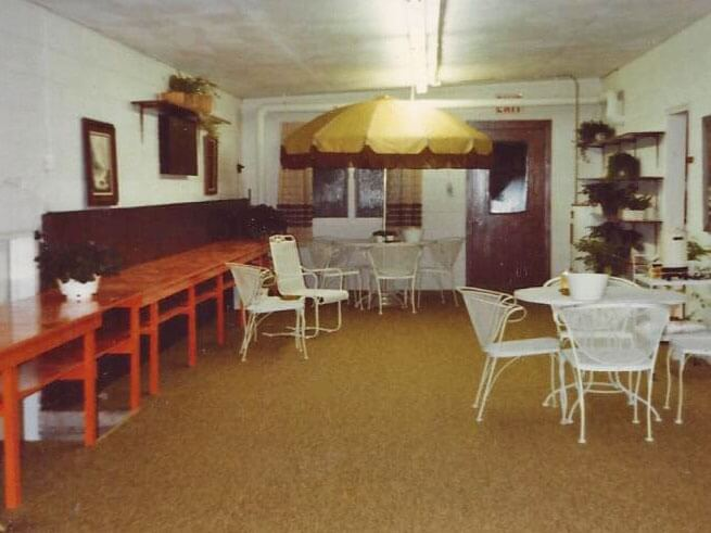 Front area - 1980s.