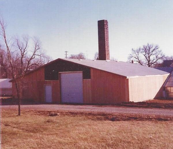 North building - 1980.
