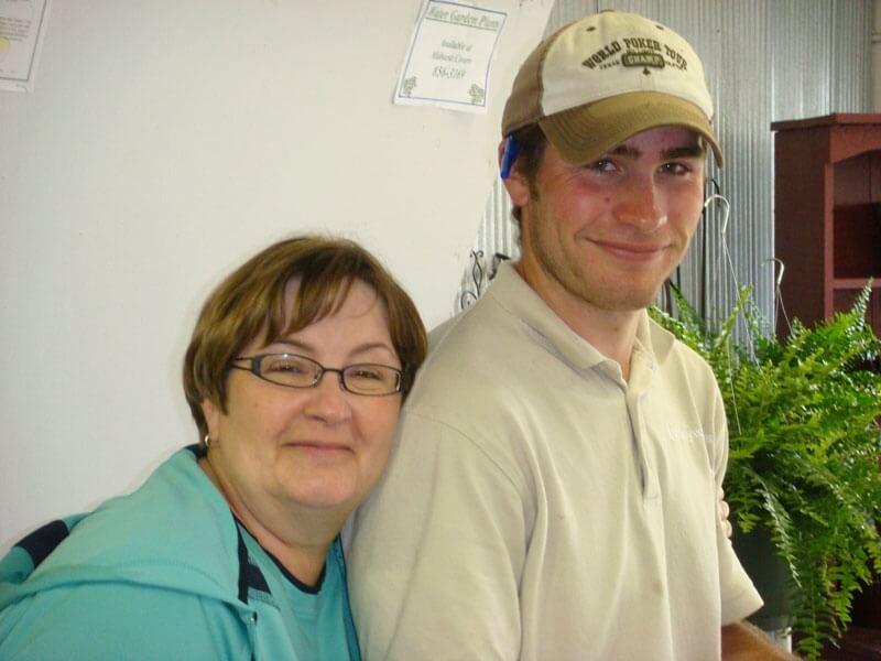 Patti & Alex - 2008.