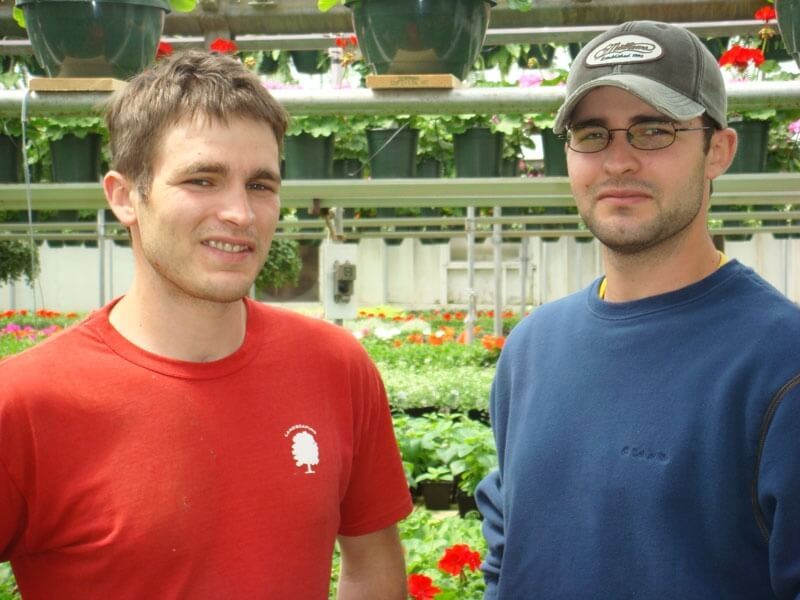Peter & Andrew - 2008.